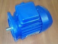 Электродвигатель АИР 63 B6 (0,25 кВт 1000 об/мин)